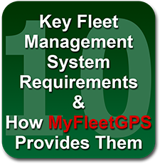10 Key Requirements
